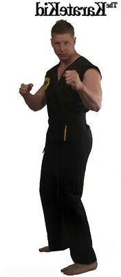 Karate Kid Cobra Kai Costume Adult