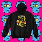 COBRA KAI Hoodie Sweat Shirt KARATE KID Costume Tee Gear App