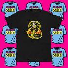 COBRA KAI Shirt T-Shirt KARATE KID T-Shirt Costume Tee Gear