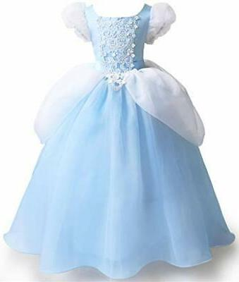comfortable even in cinderella style dress kids