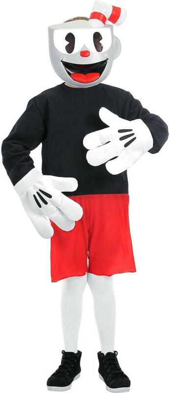cuphead child s costume by