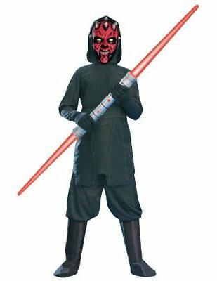 Star Wars Darth Maul Costume Child