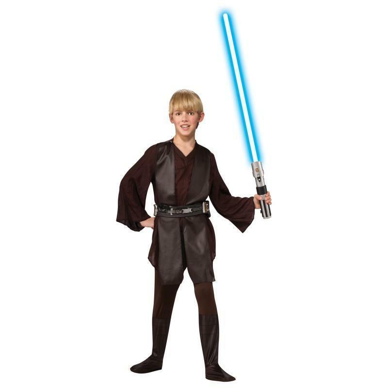 deluxe anakin skywalker child costume