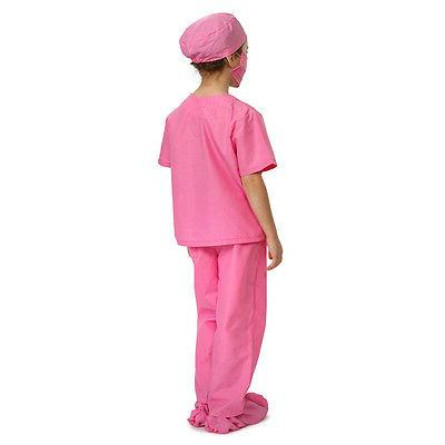 Dress Up Doctor Scrubs Toddler kids