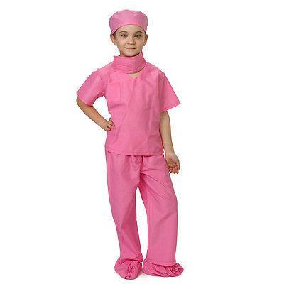 Dress Scrubs Toddler Costume For kids