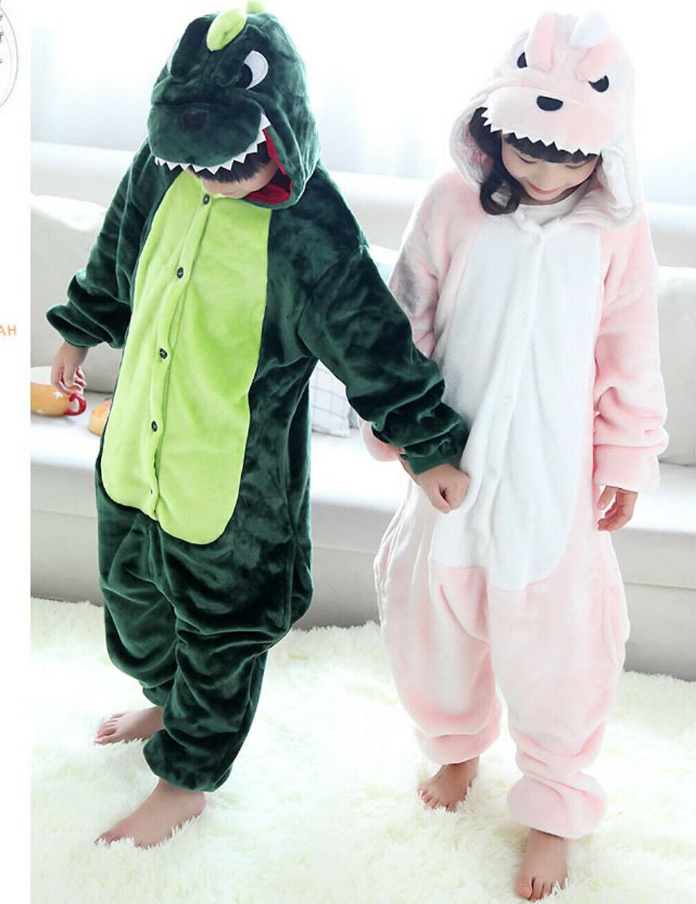 duraplast kids dragon costume halloween hooded jumpsuit