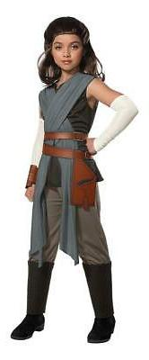 Star Wars Episode VIII Rey Deluxe Child Costume