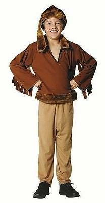 RG Costumes Frontier Boy Child Costume Size Small Davy Crock