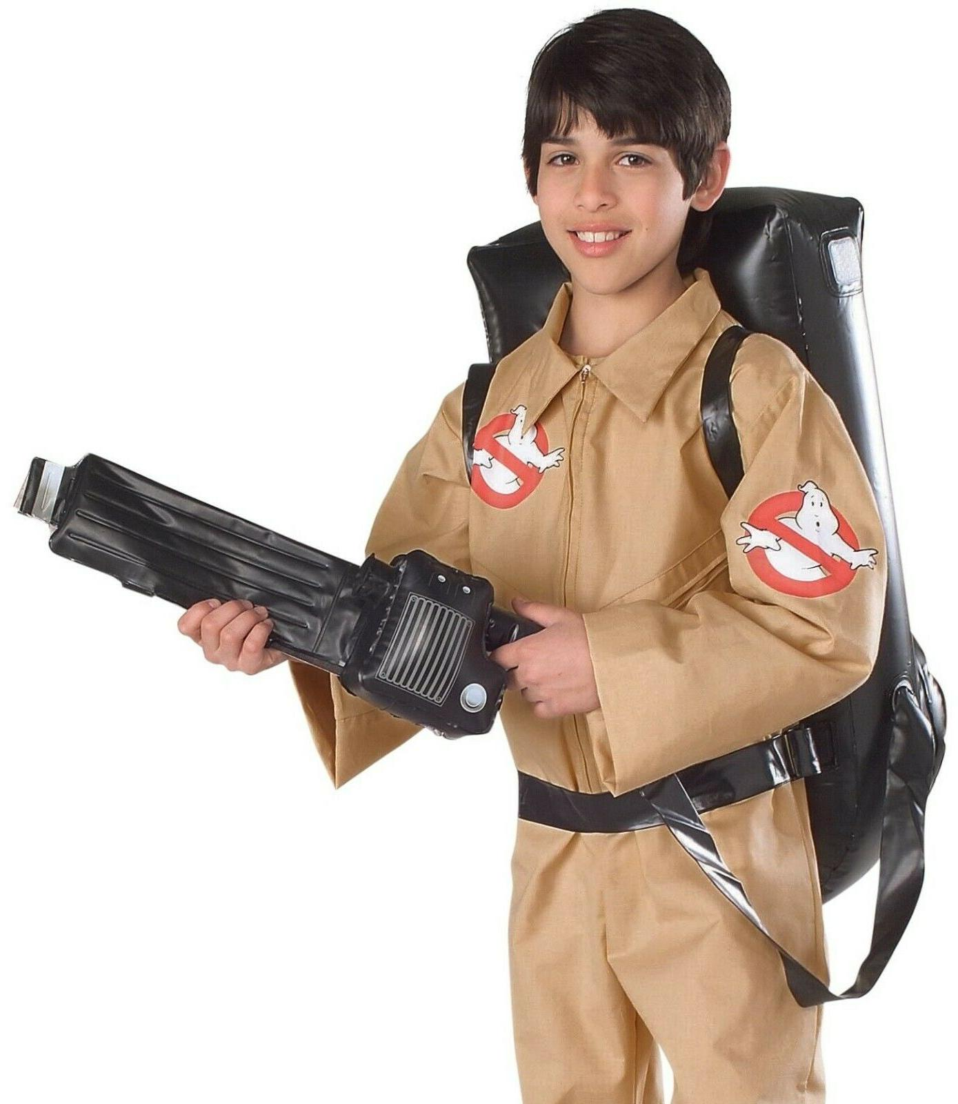 Ghostbusters Costume With Deluxe Boys Girls Ghost
