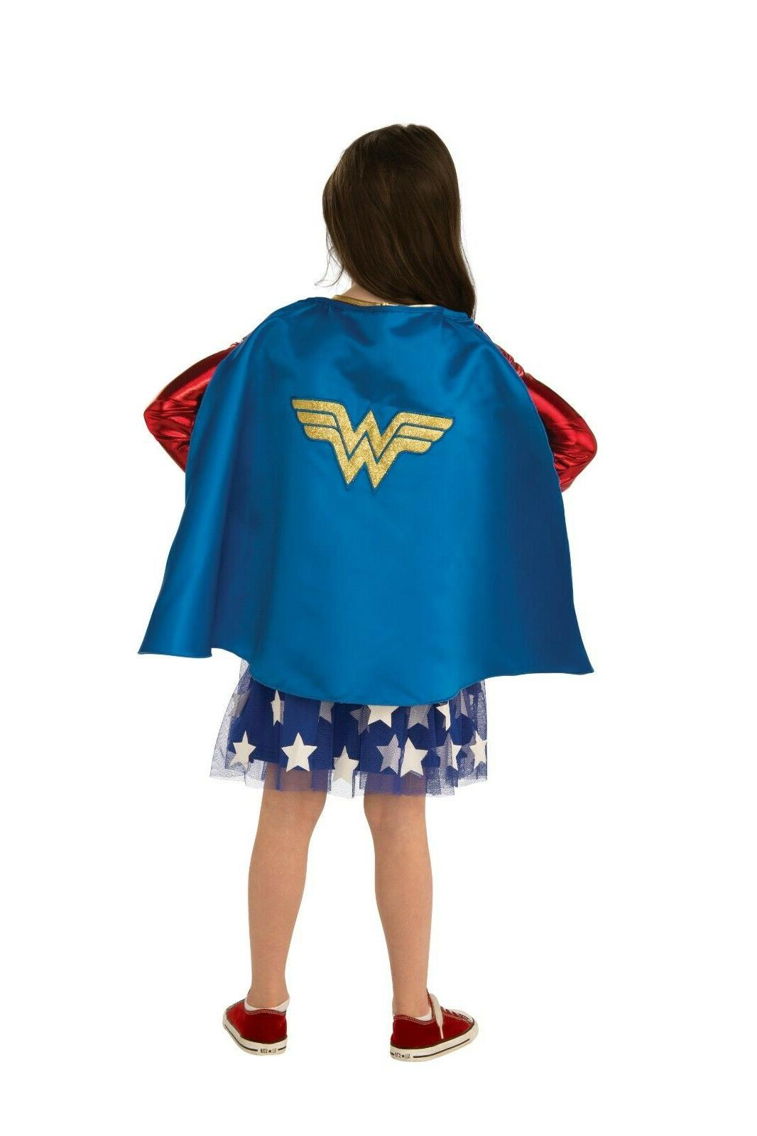 Girl's Official DC Deluxe Woman - - LG