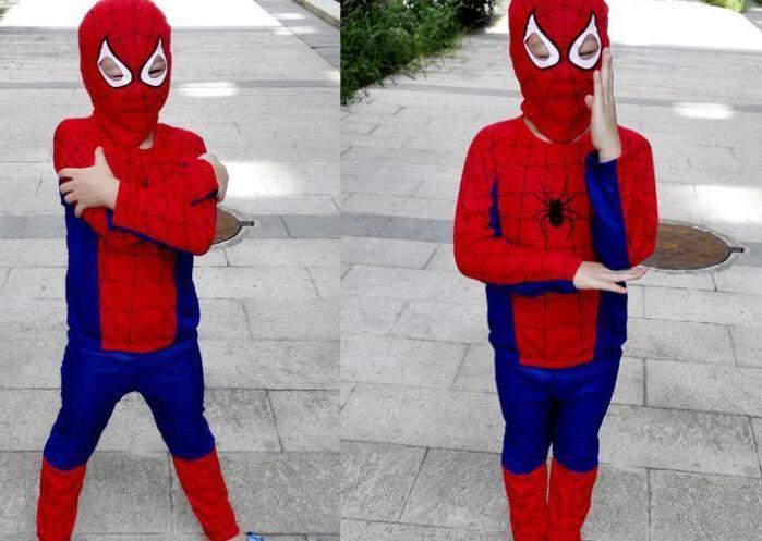 Halloween Superhero Fancy For