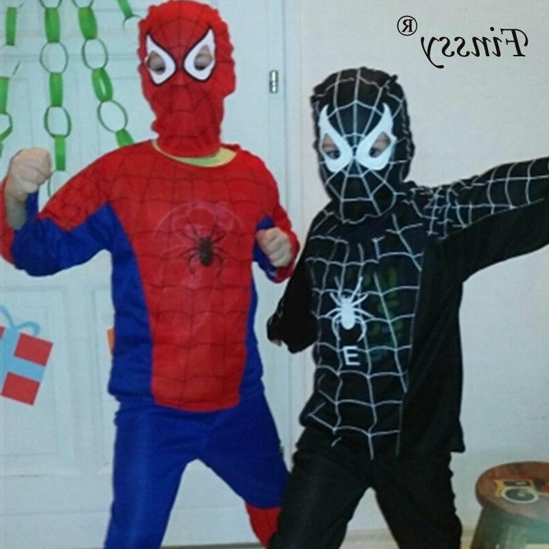 Halloween Dress Superhero
