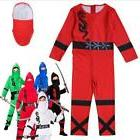 Halloween Kids Performance Costume New Cartoon Ninja Cosplay