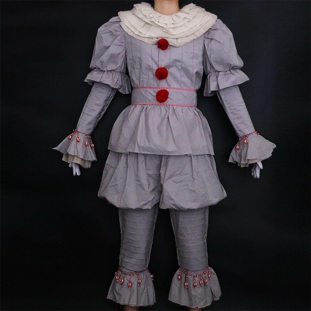 Halloween Clown Chapter Kids Costume