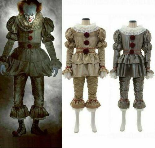 Halloween Stephen King Pennywise Clown Kids Boys