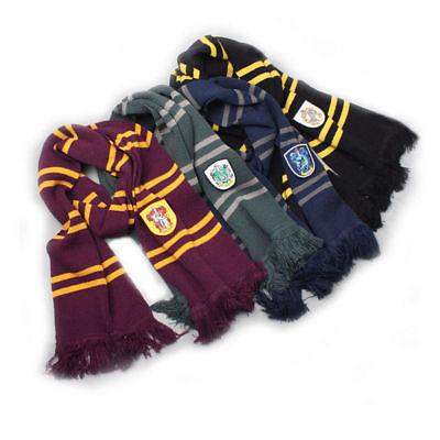 Harry Potter Child Robe Cloak Tie School COS Costumes