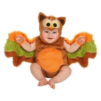 infant owl romper costume huge saving