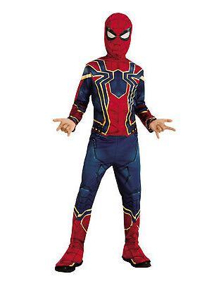 iron spider avengers endgame boys child marvel