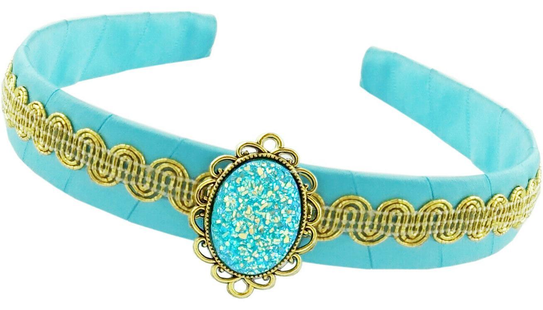 Set Headband and Bracelet Jewelry