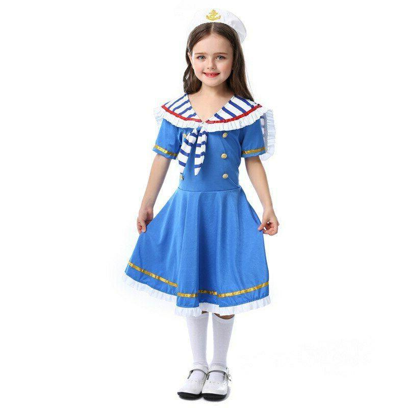 K911 Kid Sea Nautical Costume