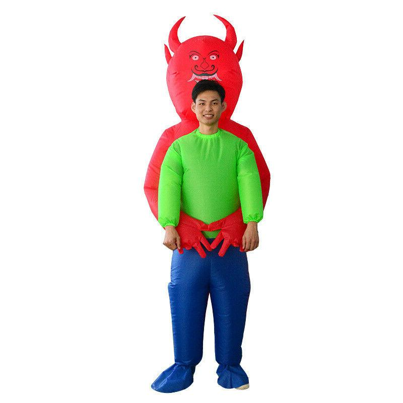 Kids Adults Alien Costume Party