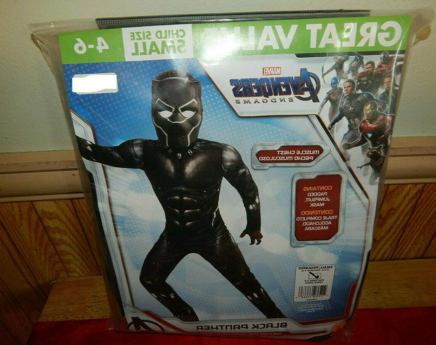 kids black panther costume marvel comics superhero