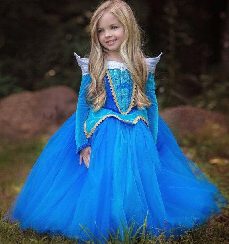 Kids Belle Aurora Rapunzel