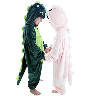 Duraplast Kids Dragon Costume Halloween Hooded Jumpsuit with