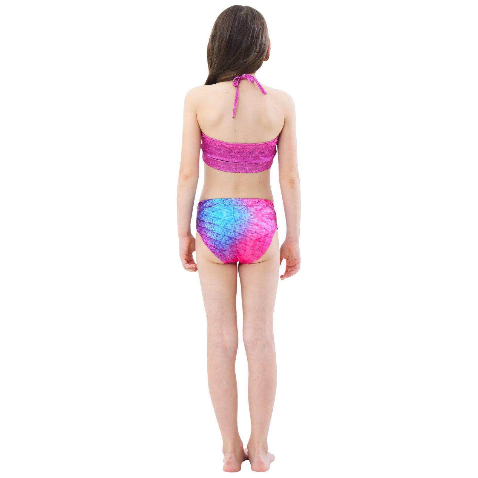 Kids Girl Bikini Tail