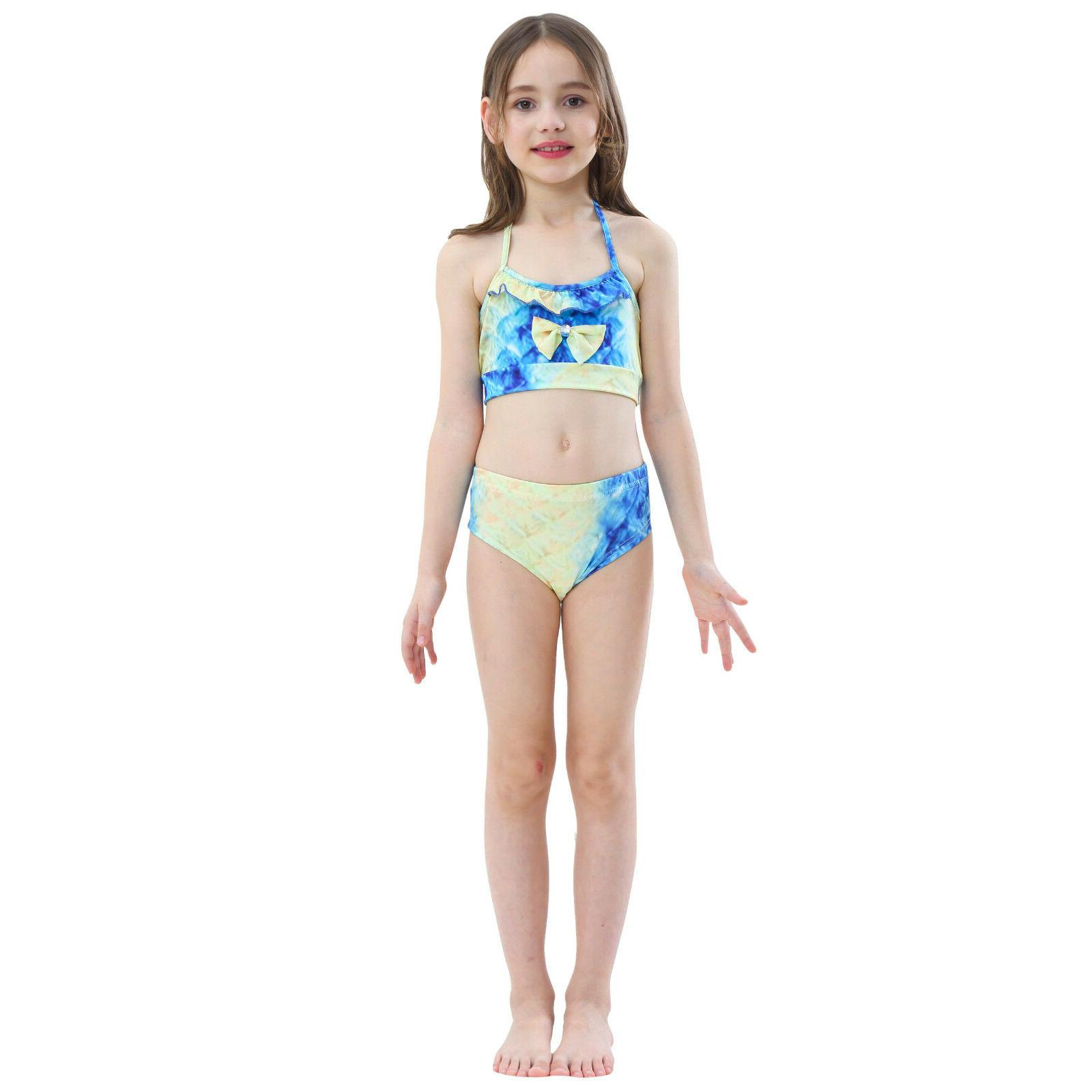 Kids Bikini - Tail Swimwear