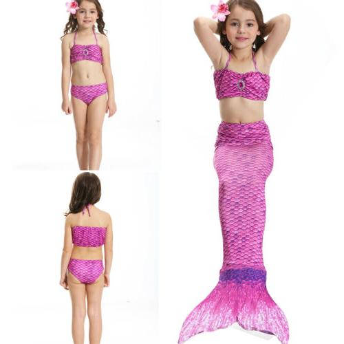 Kids Mermaid Tail Mono Fin