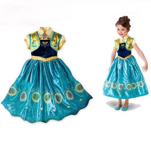 Kids Girs Elsa Princess Fancy Lot