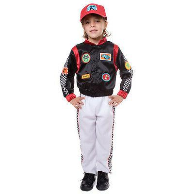 kids race car driver costume by