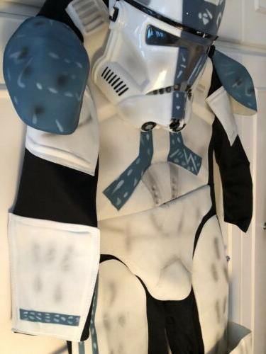 Star Wars 6 Costume Trooper Costume Piece