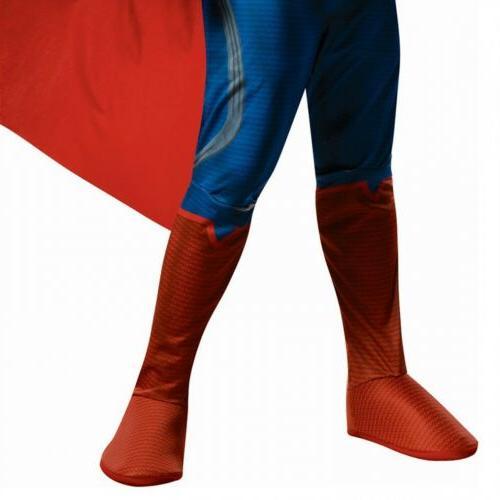 Kids Superman Costume Fancy Dress