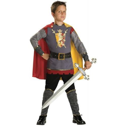 Knight Costume Kids Medieval Halloween Fancy Dress