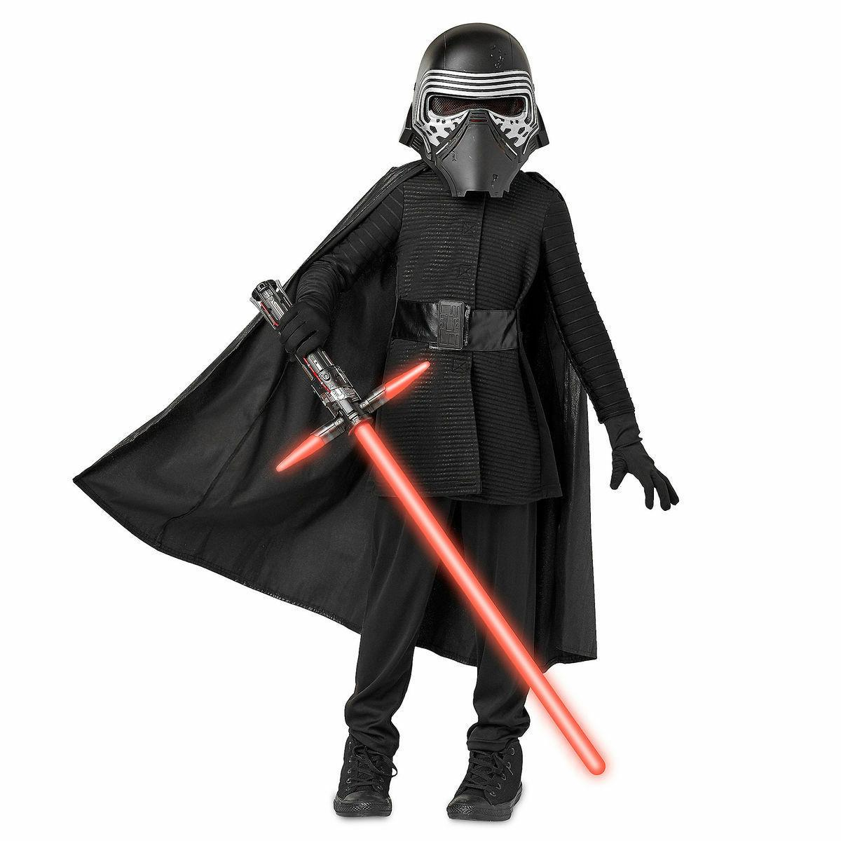 Kylo Ren Costume for Kids - Star Wars: The Last Jedi Size 13