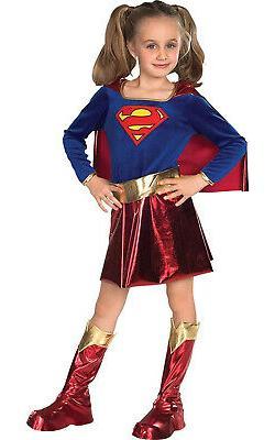 - Dc Comics Supergirl Child Costume. In Fashion Kids. Best