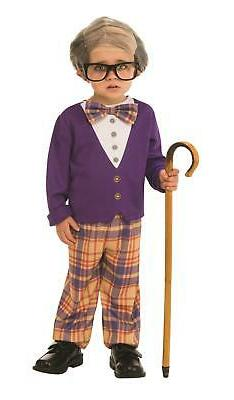 Little Old Man Child's Costume Size X-Small 2-4