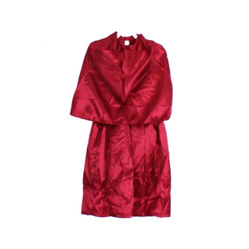 Little Red Riding Costume Children Tale Fancy Dress
