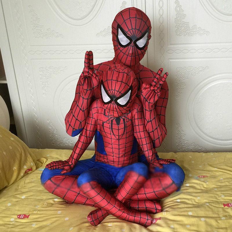 Children Costume Kids Mens Superhero