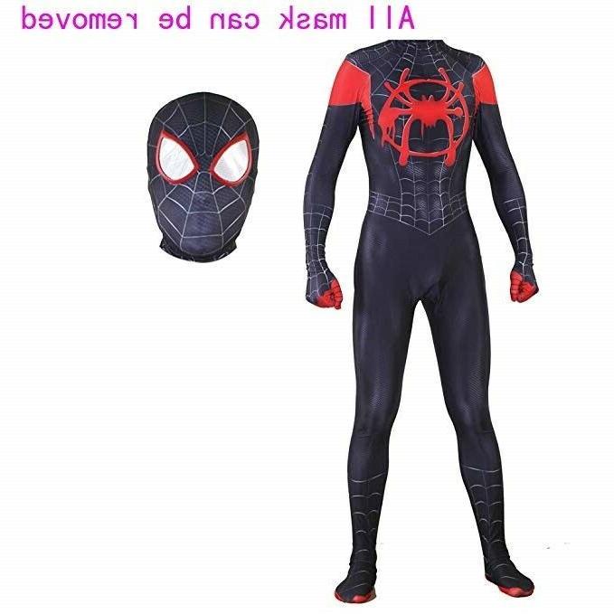 Spider Man Suit Unisex Kids