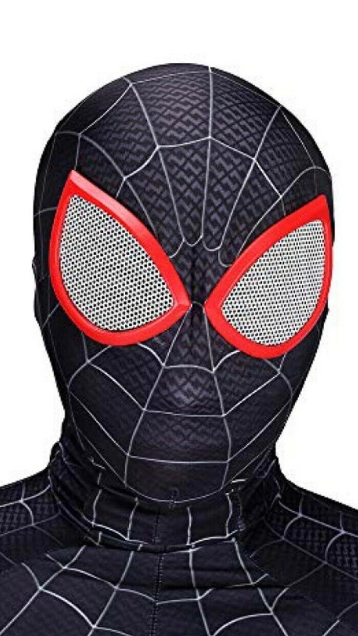 Spider Man Miles Suit Unisex