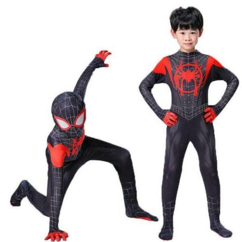 Miles Morales Suit