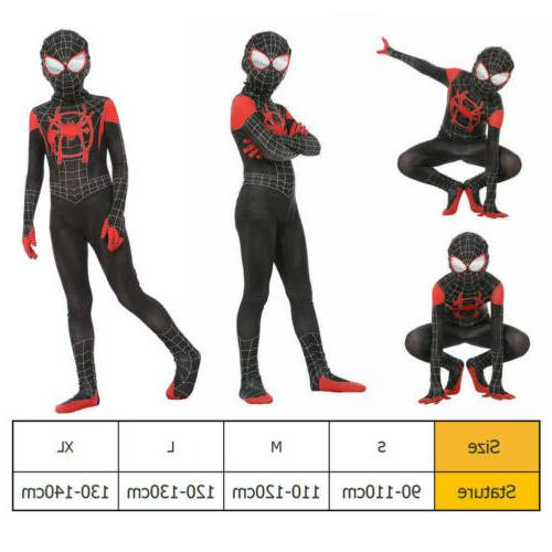 Spider-Verse Kids Suit