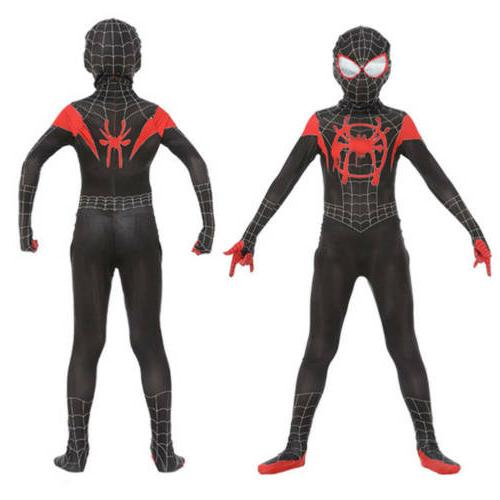 Miles Spider-Man:Into the Spider-Verse Costume