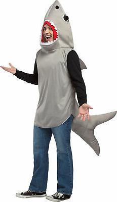 morris costume child sand shark funny beach