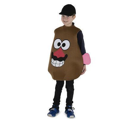 mr potato costume for kids product comes