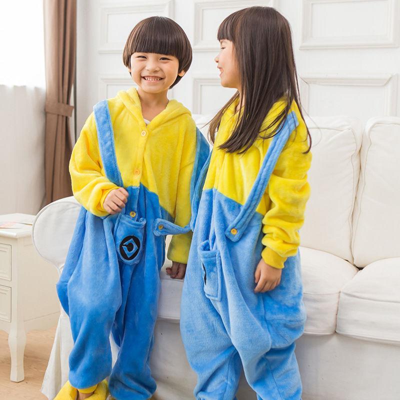 NEW Girls Kigurumi Costume Pajamas