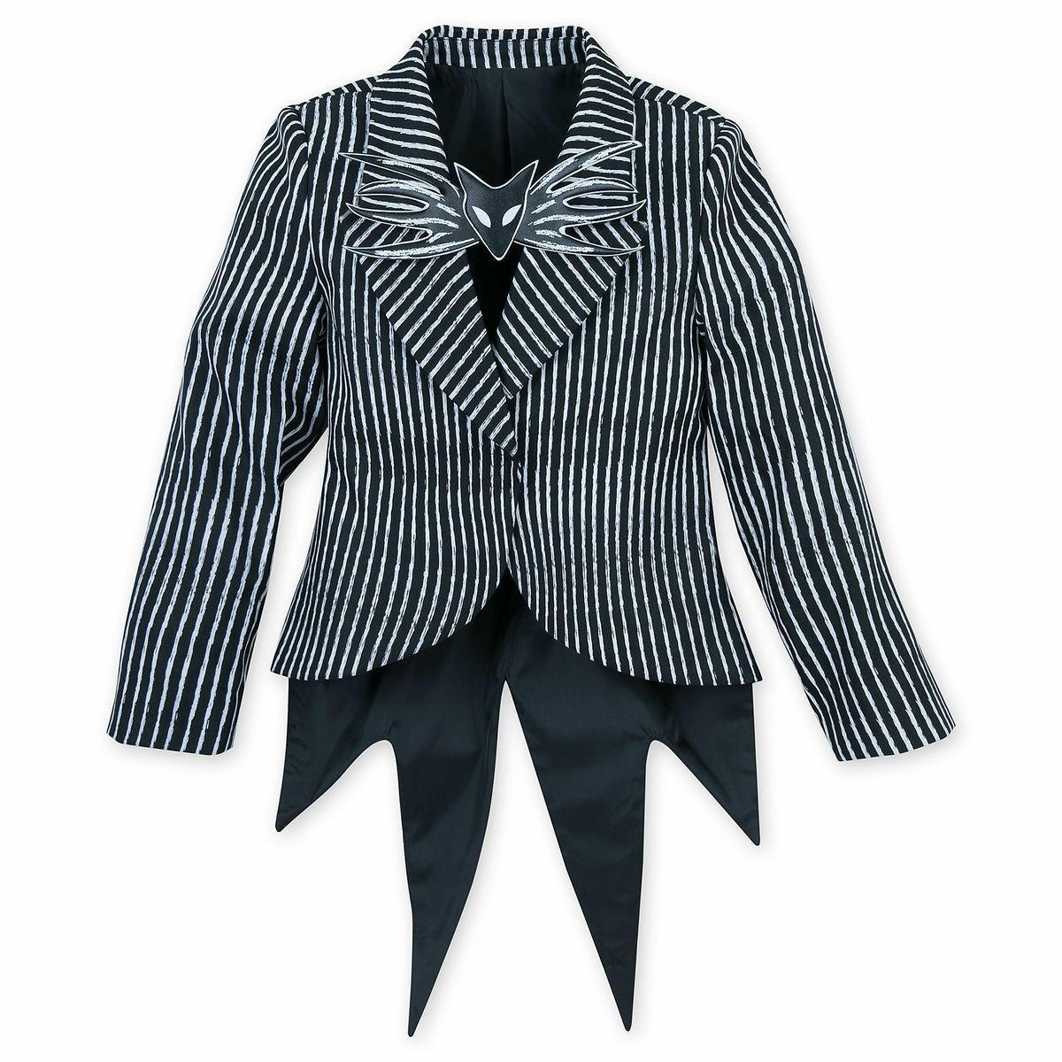 new child Jack Skellington Costume Jacket for Kids size 7/8